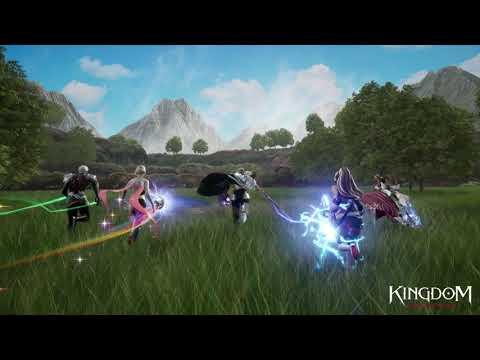 Kingdom: The Blood Pledge - Allies, assemble! Challenge Guild Bosses!