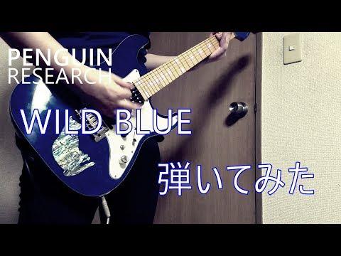 【PENGUIN RESEARCH】WILD BLUE 弾いてみた