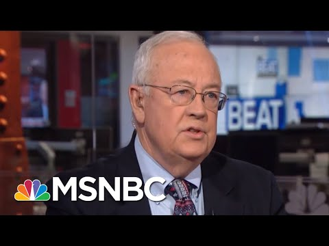 Ken Starr: President Donald Trump Can Be Indicted | The Beat With Ari Melber | MSNBC