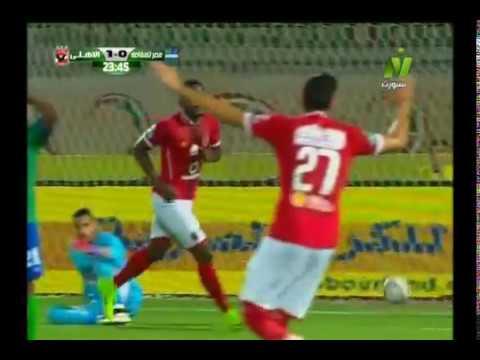 ثنائية اجاى ووليد سليمان الاهلى أمام مصر المقاصة ,  احمد الشيخ , انطوى يتعادل