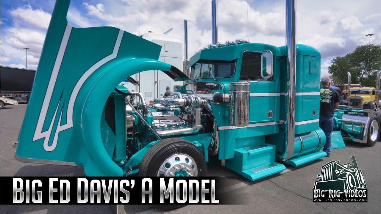 Ed Davis' 1979 (12v71) A Model Kenworth - Interview