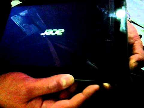 Solucion Acer Iconia A200 Unrecoverable Bootloader Error