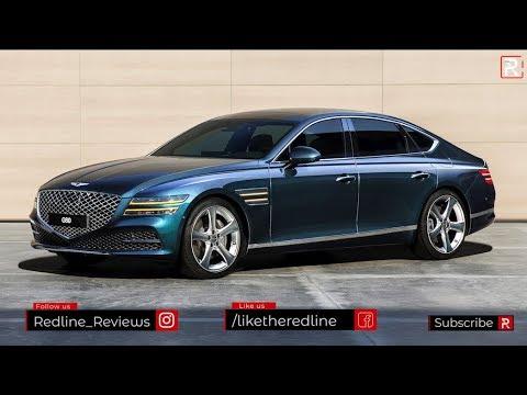 2021 Genesis G80 – Redline: First Look
