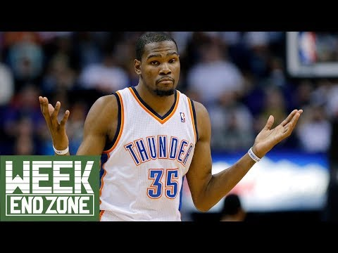 Should Kevin Durant Have STAYED in OKC? -WeekEnd Zone