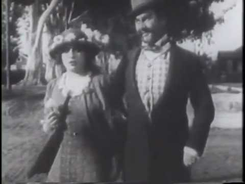 BARNEY OLDFIELD'S RACE FOR A LIFE (1913) -- Mack Sennett, Mabel Normand, Ford Sterling