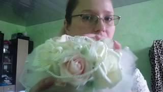 Свадебный ASMR. Пошепчемся. Украшения невесты, перестук бусин, много звуков.
