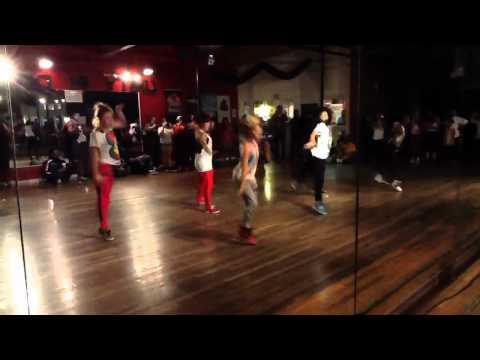8 Flavahz Master Class Roman Reloaded Nicki Minaj @ Millennium Dance Complex