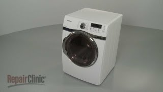 Samsung Electric Dryer Disassembly – Dryer Repair Help