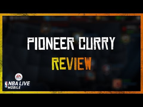 Fall Festival Pioneer 92 OVR Steph Curry Review – NBA LIVE Mobile