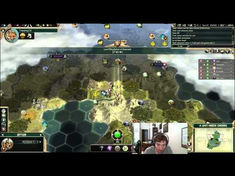 Game 58: Denmark Part 1