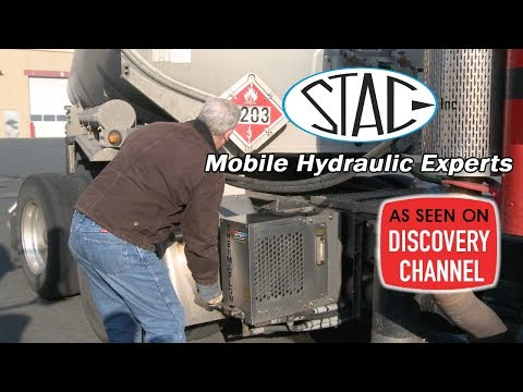 STAC Inc, Mobile Hydraulics - Innovations with Ed Begely Jr - Discovery Channel