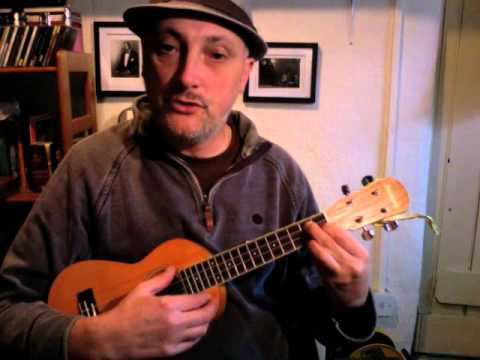 How To Play Beginners Ukulele 1 Singing In The Rain Youtube