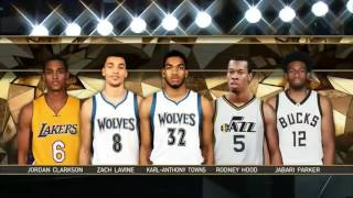 2016 BBVA Compass All Star Rising Stars Challenge USA vs World Full Game Highlightsᴴᴰ