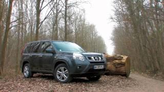 Nissan X-Trail SUV 2011 Videos
