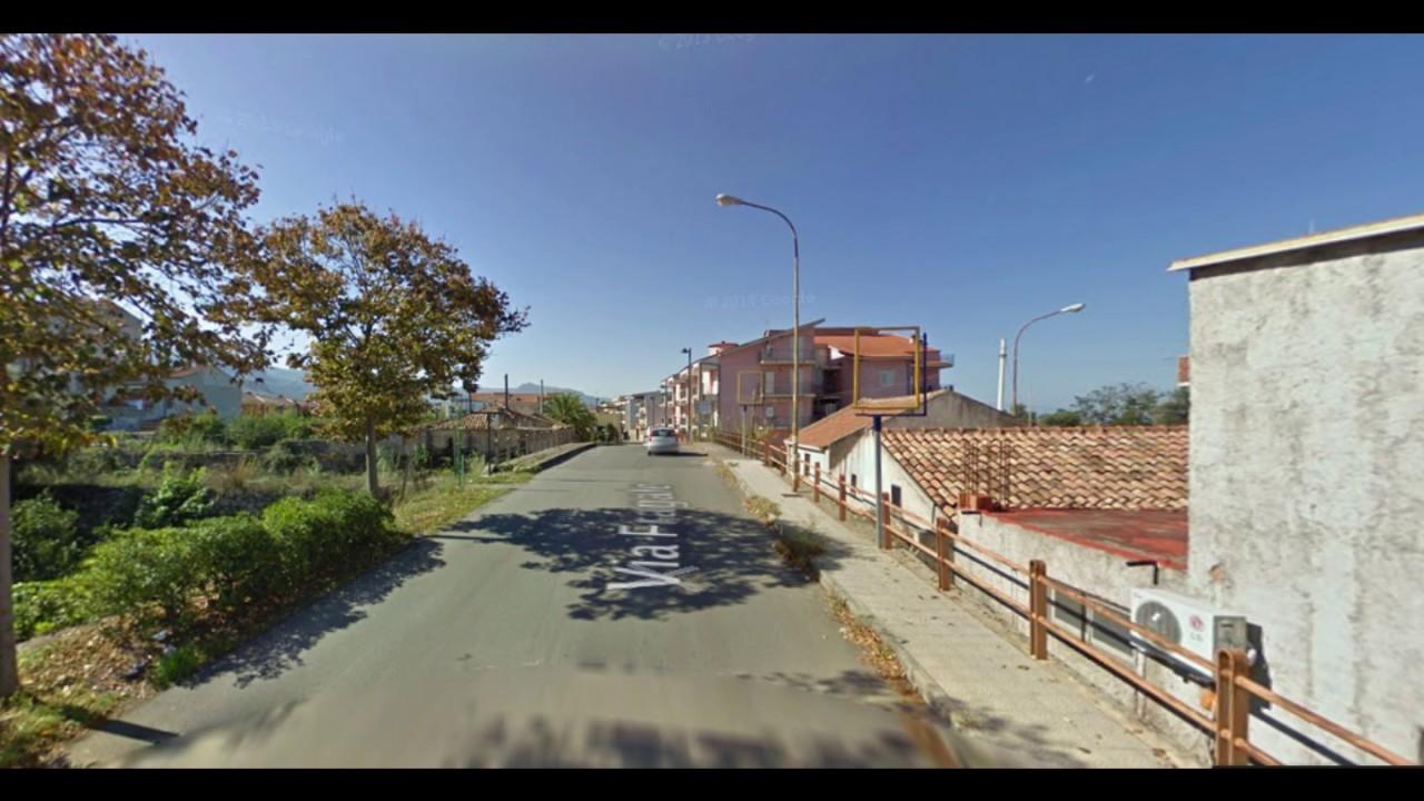 Da Messina Autostrada A20 a Villa dei Principi Torrenova