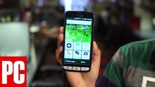 Doro 824 SmartEasy (Consumer Cellular) Review