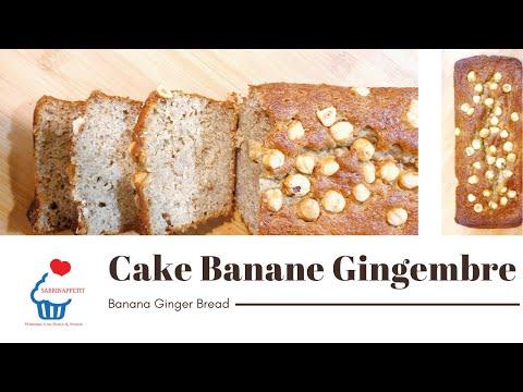 cake-banane-gingembre---banana-bread