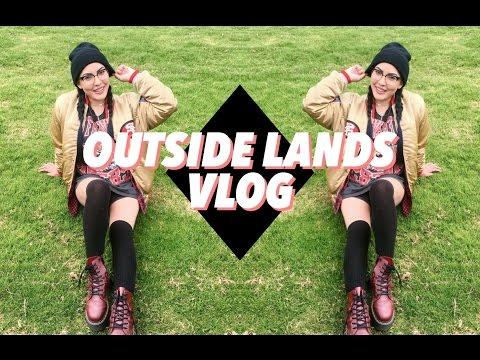 Outside Lands Vlog | soothingsista