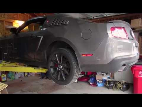 2011 mustang s197 how to change manual transmission fluid youtube rh youtube com Auto Paint Cummins Engine Swap