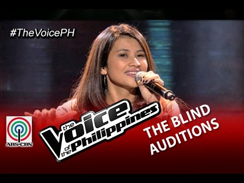 "The Voice of the Philippines Blind Audition ""What A Wonderful World"" by Suy Galvez (Season 2)"