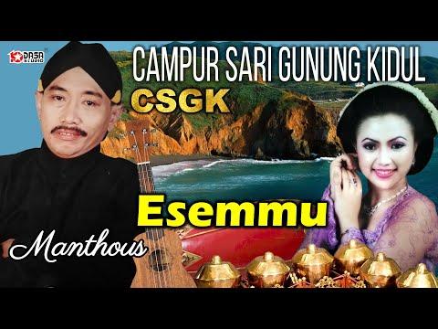 Esemu - Manthou's