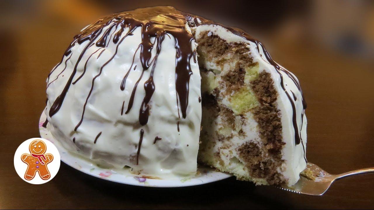 торт панчо с персиками рецепт с фото