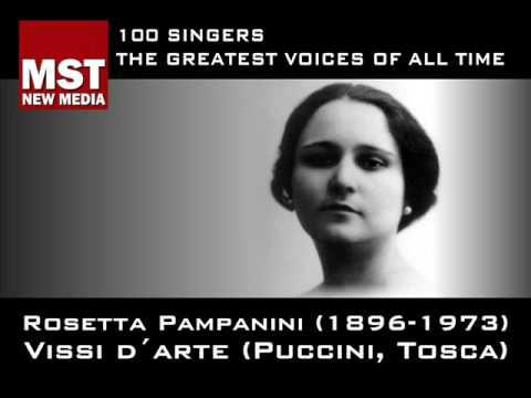 100 Greatest Singers: ROSETTA PAMPANINI