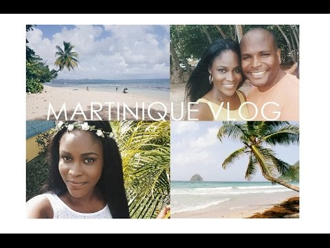 TRAVEL VLOG | FAMILY VACATION TO MARTINIQUE | A la Waiki