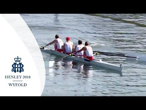 Mercantile v Thames 'A' - Wyfold   Henley 2018 Semi-Finals