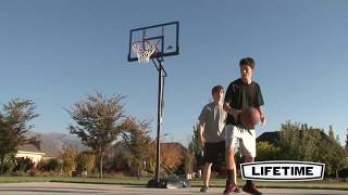 90000   48'' Speed Shift Basketball System HD