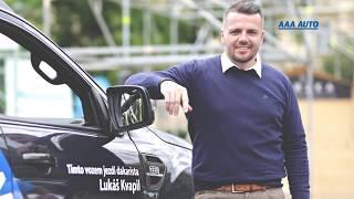 Dakarista Lukáš Kvapil tváří AAA AUTO a Mototechna