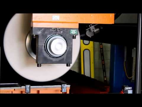 Alternative Engineering - Sheet Buffing System