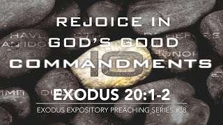 REJOICE IN GOD'S GOOD COMMANDMENTS - Pastor Billy Jung (Hope of Glory)