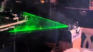 Tektonik DJ laser...so cool!!(This video was uploaded from an Android phone., 2013-08-25T00:17:18.000Z)