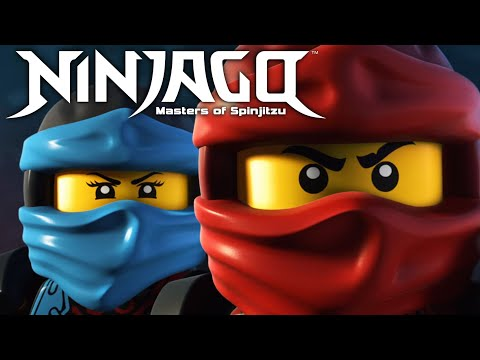 Hands of Time: The Temporal Whip [Ninjago Music Video]