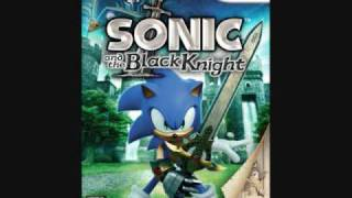 Sonic and the Black Knight FINAL BOSS Music - With Me