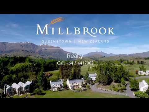 3 Chalmers Close, Millbrook Resort, Queenstown New Zealand