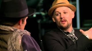 Joel Madden Talks To Danny Ross - Just The Two Of Us