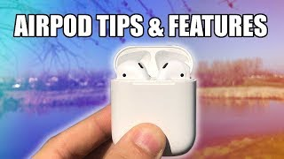 AirPods 1 \u0026 2 Tips And Tricks You Should Know About