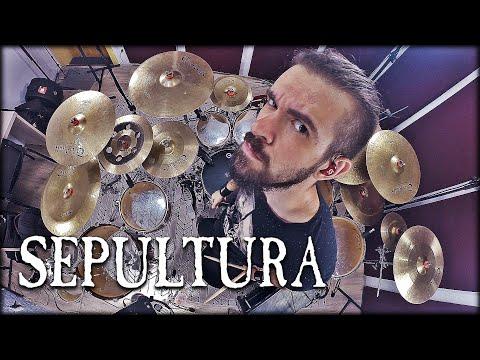 SEPULTURA - TERRITORY | DRUM COVER | PEDRO TINELLO