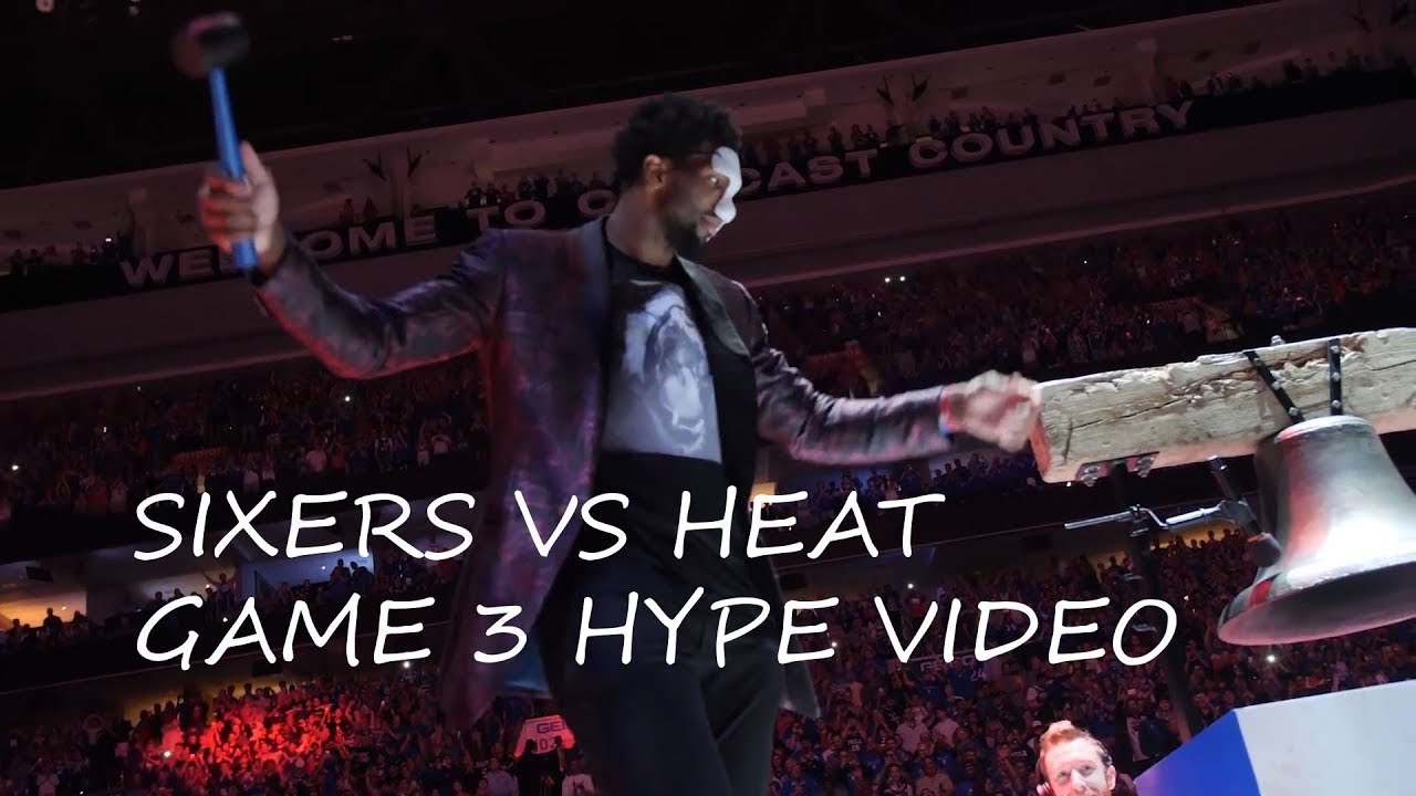 76ers vs Heat Game 3 Hype Video & Highlights - YouTube