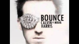 Calvin Harris-Bounce (Radio edit) [Feat. Kelis]