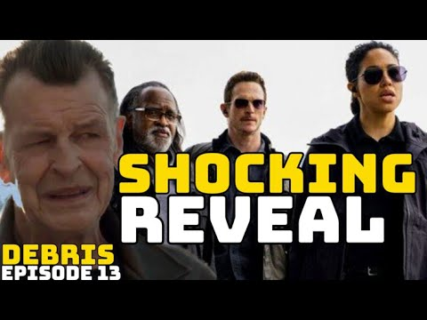 Debris Season Finale (Episode 13) Review and Recap and Reaction! Walter??- We Sibz