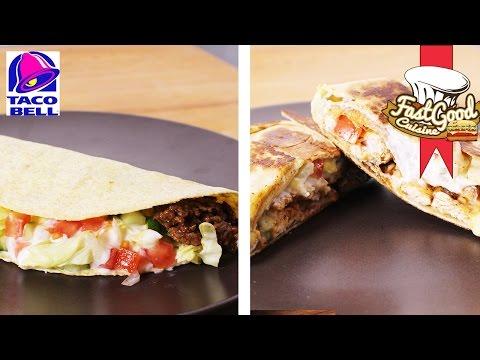 recette-taco-bell-:-taco-vs-crunchy-wrap