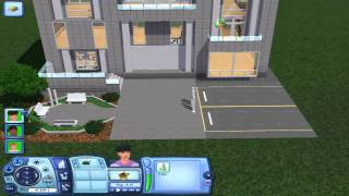 The Sims 3 Town Life Stuff - Gameplay [Part 2/2] [HD]