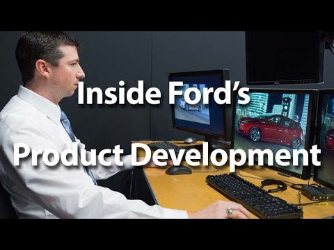 Inside Ford's Product Development - Autoline This Week 2204