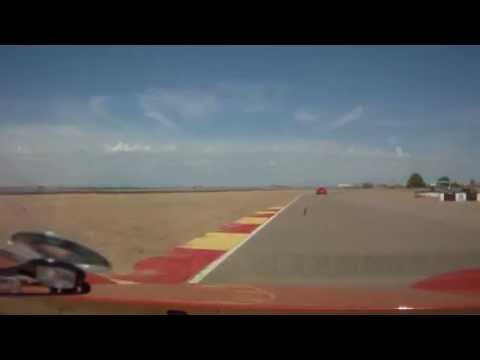 Driving Wyant's Cayman S  Arizona Motor Sports Park 2016 Oct