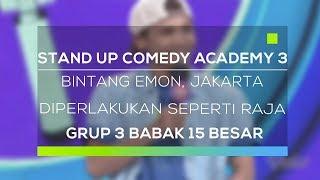 Download Lagu Stand Up Comedy Academy 3 : Bintang Emon, Jakarta - Diperlakukan Seperti Raja mp3