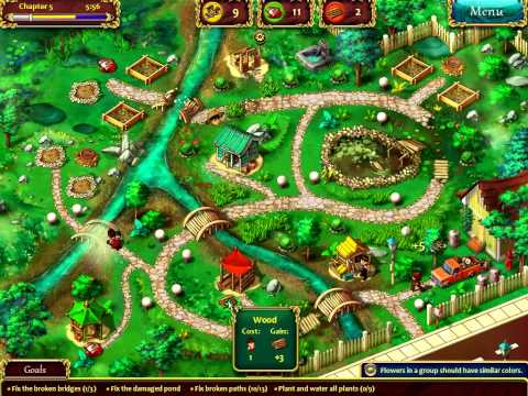 Gardens Inc.: From Rakes to Riches - Chapter 5 |