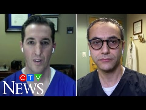 How can Canada slow the spread of COVID-19? These two infectious disease experts discuss